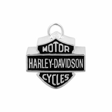 Harley-Davidson Accessories Harley-Davidson® Big Bar and Shield Silver Ride Bell