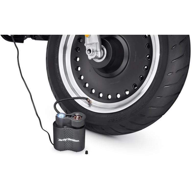 Harley-Davidson® Compact Air Compressor With Light