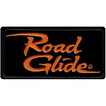 Harley-Davidson® Embroidered Road Glide Emblem Patch.