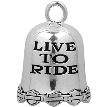 Harley-Davidson Accessories Harley-Davidson® Live To Ride  Ride Bell