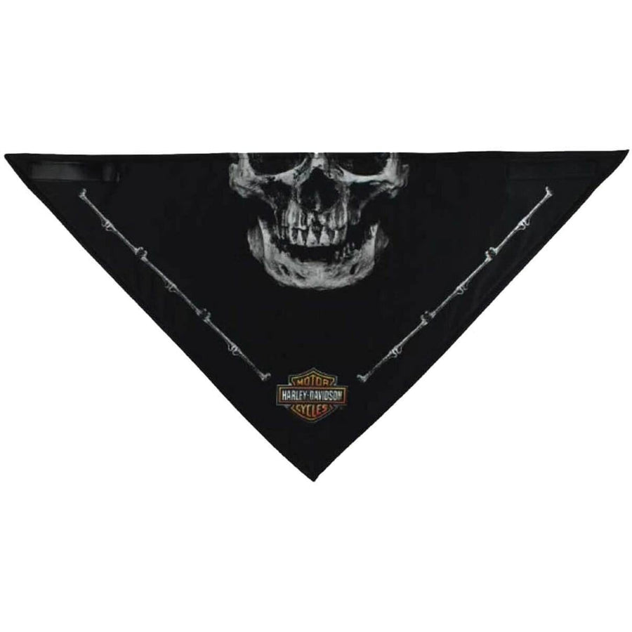 Harley-Davidson Accessories Harley-Davidson® Men's 3-in-1 Convertible Deadly Jaw Bandana
