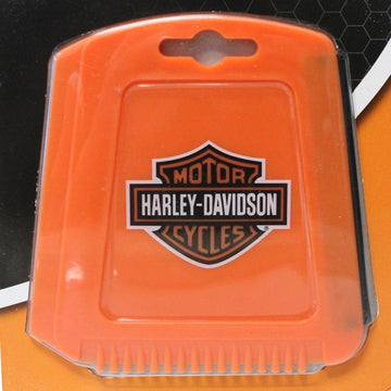Harley-Davidson Accessories Harley-Davidson® Orange B&S Ice Scraper