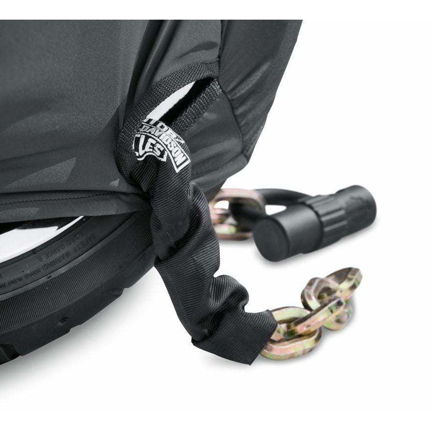 Harley-Davidson Accessories Harley-Davidson® Premium Indoor Motorcycle Cover Small (Black)