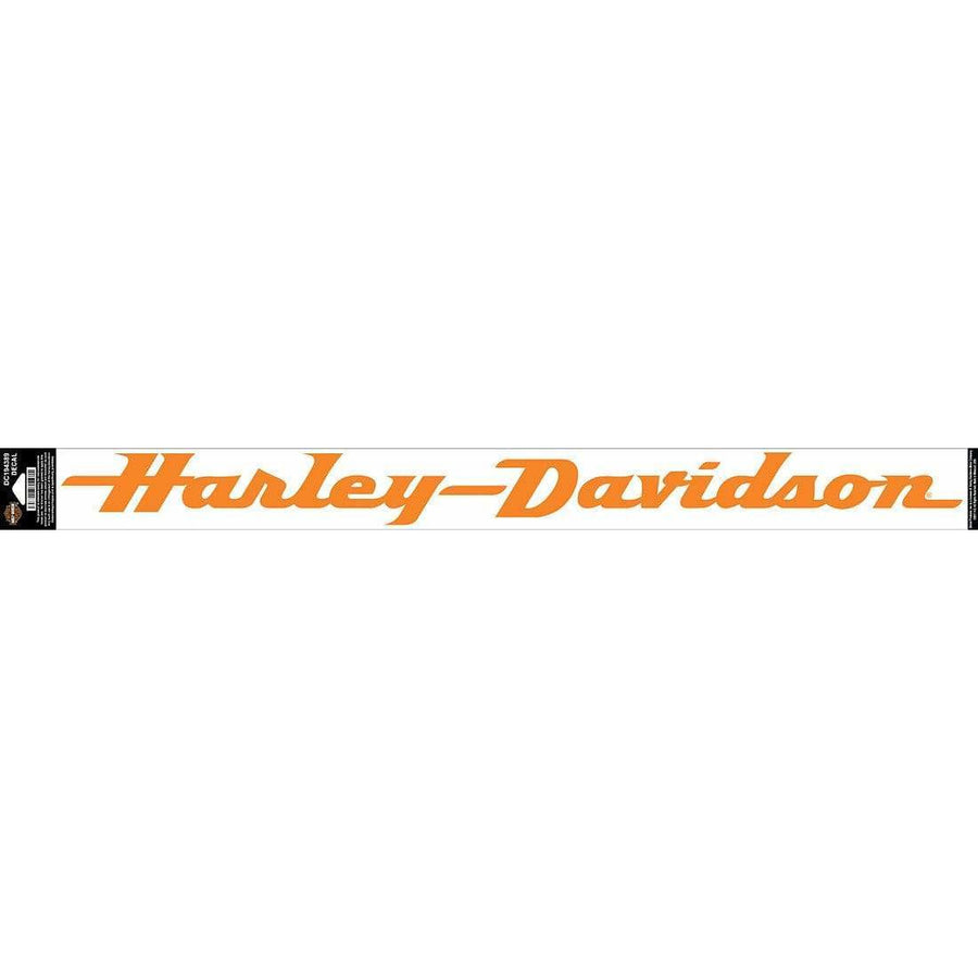 Harley-Davidson Accessories Harley-Davidson® Rear View H-D Decal