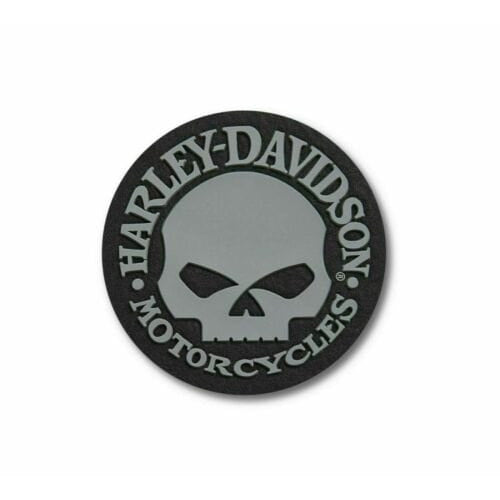 Harley-Davidson Accessories Harley-Davidson® Skull Logo Iron-On Patch