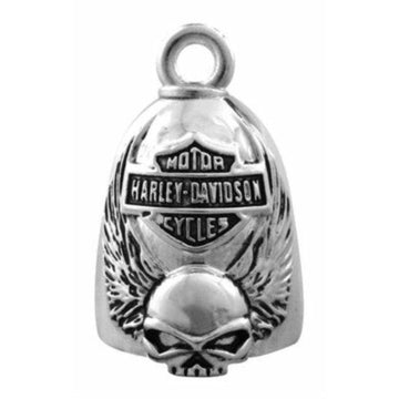 Harley-Davidson Accessories Harley-Davidson® Skull with Wings Ride Bell