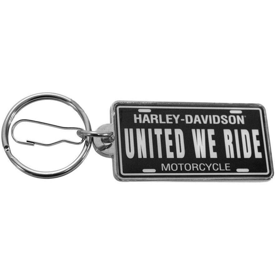 Harley-Davidson Accessories Harley-Davidson® United We Ride Key Chain