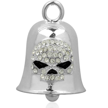 Harley-Davidson Accessories Harley-Davidson® Willie G White Crystal Ride Bell