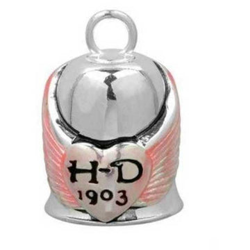 Harley-Davidson Accessories Harley-Davidson® Winged Heart H-D 1903 Ride Bell