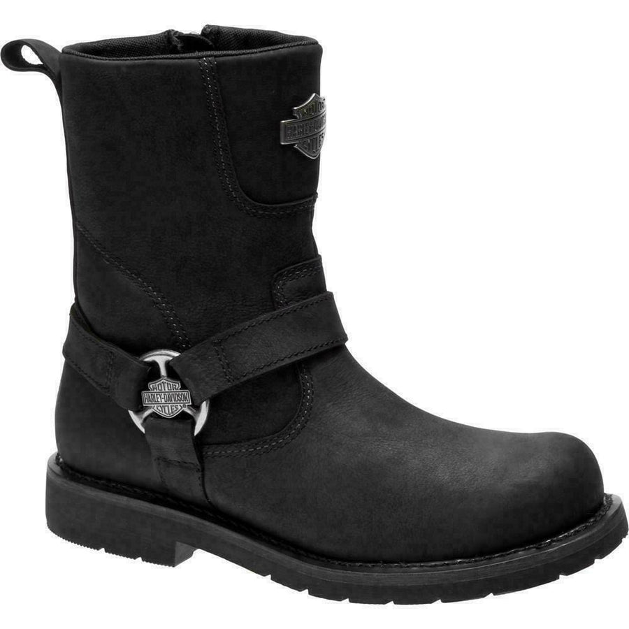 Harley-Davidson Boots Harley-Davidson® Men's Black Stokes CE Certified Riding Boots