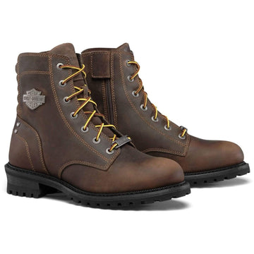 Harley-Davidson® Men's Hedman Brown Boots
