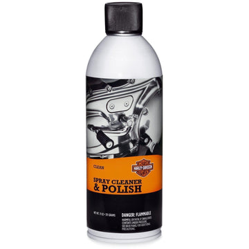 Harley-Davidson® Spray Cleaner & Polish