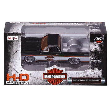 Harley-Davidson® 1:64 Scale Custom Car