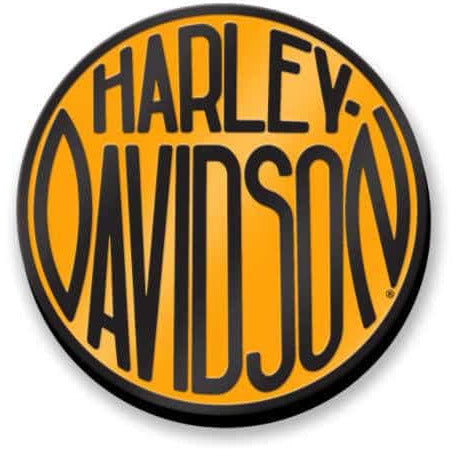 Harley-Davidson Collectables Harley-Davidson® Circle Lock-up Enamel Pin