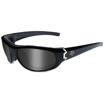 Harley-Davidson® Men's Wiley X® Curve Sunglasses | Grey Lenses