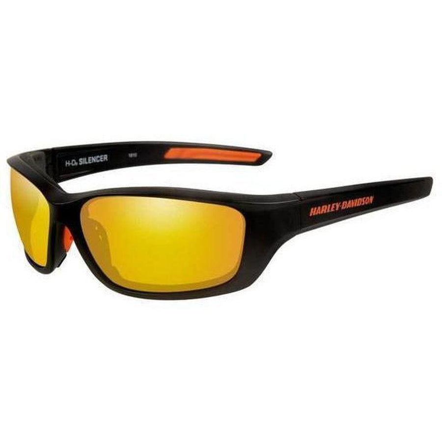 Harley-Davidson® Silencer Sunglasses, Orange Lens, WileyX
