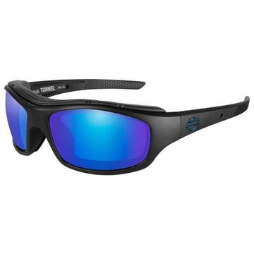 Harley-Davidson® Tunnel PPZ Performance Eyewear - Blue Mirror