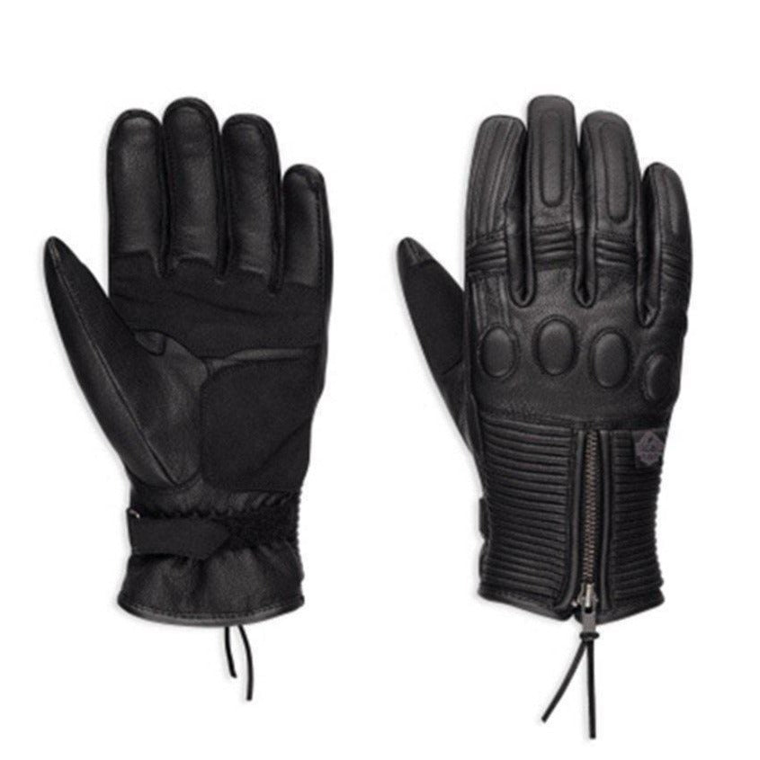 Harley-Davidson® Women's Relay Leather Motorcycle Gloves