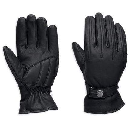 Harley-Davidson® Womens Bliss Waterproof Leather Gloves