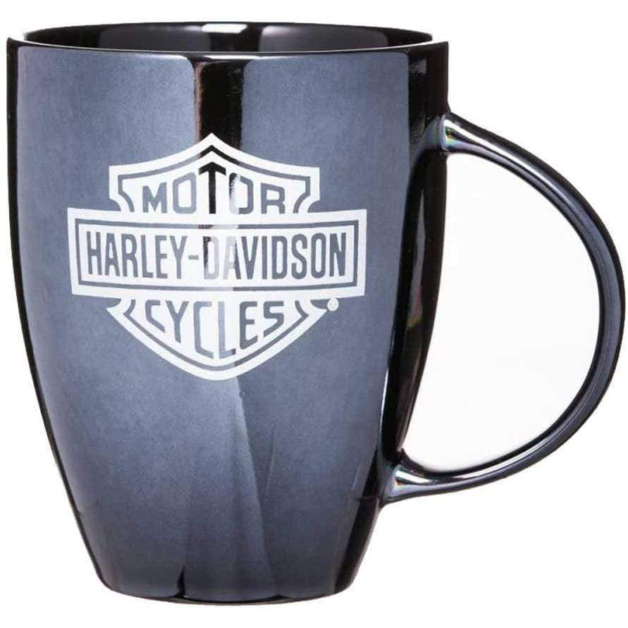 Harley-Davidson® Bar and Shield Bistro Lustre Coffee Mug