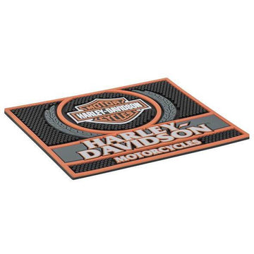 Harley-Davidson® Custom Motorcycles Rubber Bar Mat