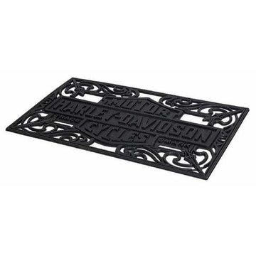 Harley-Davidson Homeware Harley-Davidson® Nostalgic Bar & Shield Entry Mat
