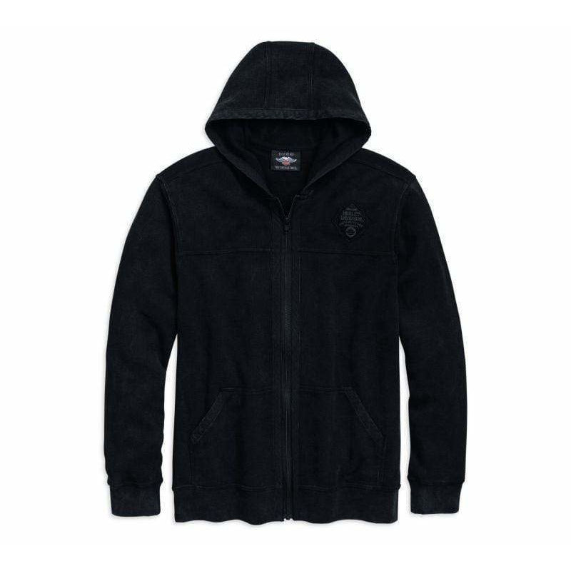 Harley-Davidson Hoodies Harley-Davidson® Men's Winged Willie G Skull Hoodie