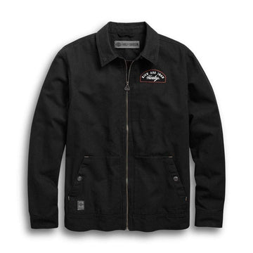 Harley-Davidson Jackets Harley-Davidson® Men's Bat Out of Hell Slim Fit Jacket