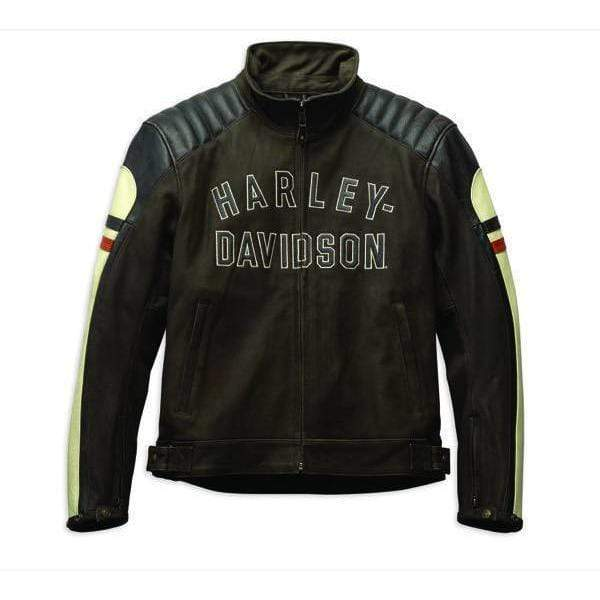 Harley-Davidson® Men's Rayland Leather Jacket