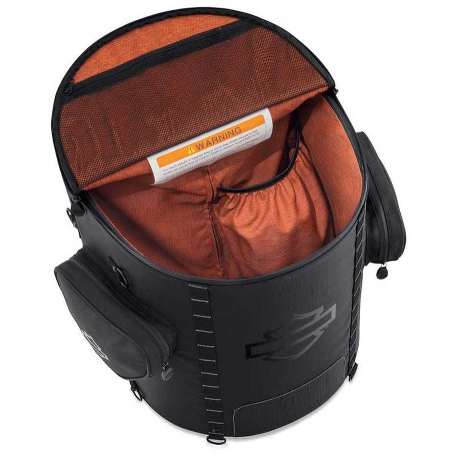 Harley-Davidson Luggage Harley-Davidson® Onyx Premium Luggage Backseat Roller Bag