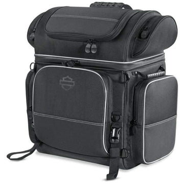 Harley-Davidson® Onyx Premium Luggage Touring Bag, Universal Fit
