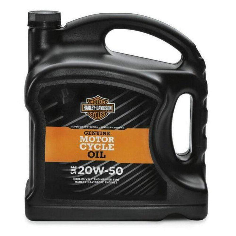 Harley-Davidson® 360 Motorcycle Oil 20W-50 4 Litre