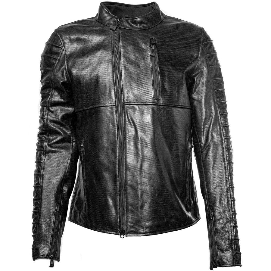 Harley-Davidson® Men's Ozello Perforated Leather CE Riding Jacket