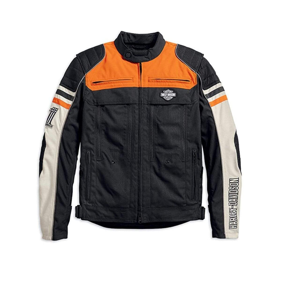 Harley-Davidson® Metonga Switchback™ Men's Lite Riding Jacket