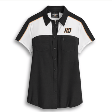 Harley-Davidson® Women's Performance #1 Colorblock Shirt