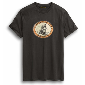 Harley-Davidson T-Shirts Harley-Davidson® Men's Racing Circle T-Shirt