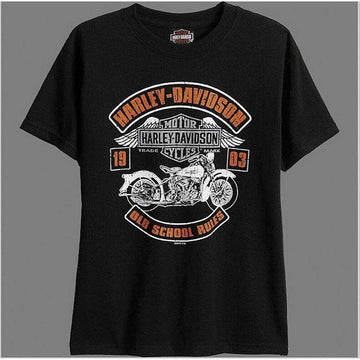 Harley-Davidson® Newmarket Boy's Rocked Youth Dealer T-Shirt