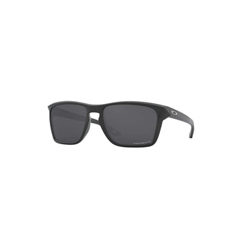 Oakley Eyewear Oakley Sylas Sunglasses in Matte Black| Prizm Black Polarized Lens