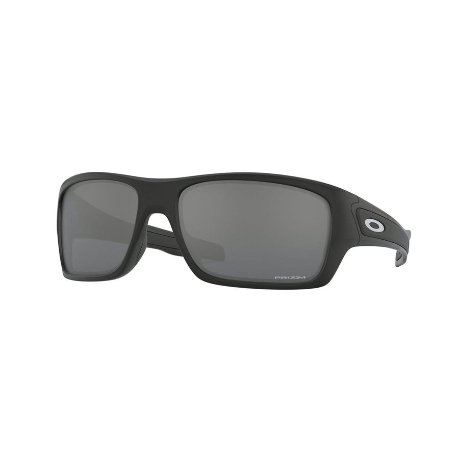 Oakley Eyewear Oakley Turbine Sunglasses in Matte Black| Prizm Black Lens
