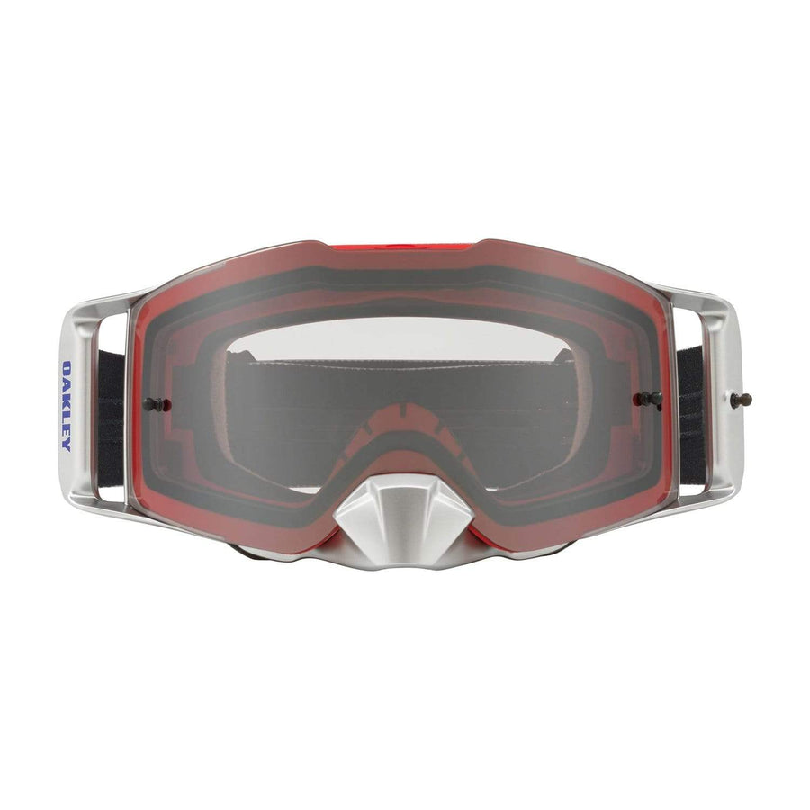 Oakley Goggles Oakley Front Line Goggle in Shockwave RB| Dark Grey Lens