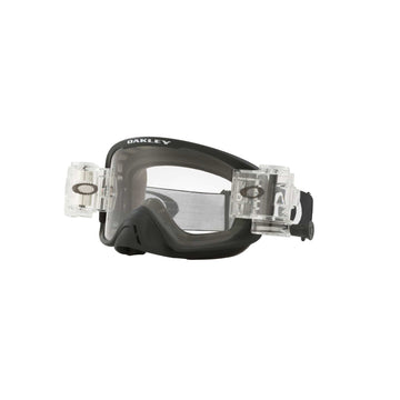 Oakley Goggles Oakley O Frame 2.0 Pro Goggle in Race Ready Matte Black| Clear Lens