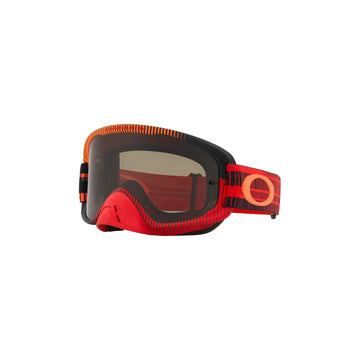 Oakley Goggles Oakley O Frame 2.0 Pro Sand Goggle in Frequency Orange Red| Dark Grey Lens