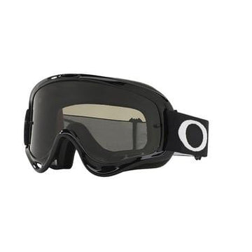 Oakley Goggles Oakley O Frame Goggle in Jet Black| Dark Grey Lens