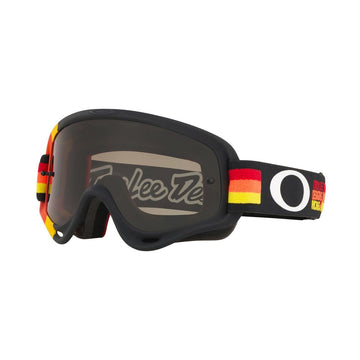 Oakley Goggles Oakley XS O Frame TLD Collection SS19.1 Goggle in Red| Yellow| Orange| Dark Grey Lens