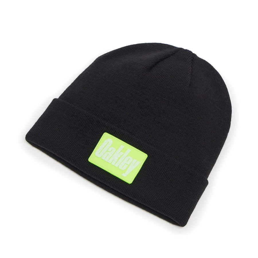 Oakley Hats Oakley Casual FW19 Beanie in Patch Blackout