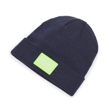 Oakley Hats Oakley Casual FW19 Beanie in Patch Foggy Blue