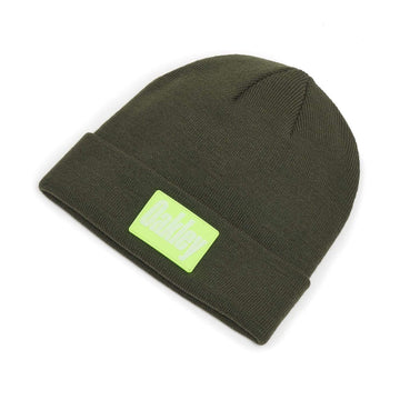 Oakley Hats Oakley Casual FW19 Beanie in Patch New Dark Brush