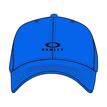 Oakley Hats Oakley Casual SP20 Cap in Dad Ellipse Uniform Blue