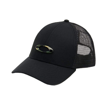 Oakley Hats Oakley Casual SP20 Cap in Trucker Ellipse Blackout