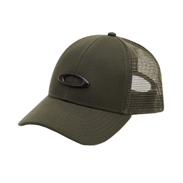 Oakley Hats Oakley Casual SP20 Cap in Trucker Ellipse New Dark Brush